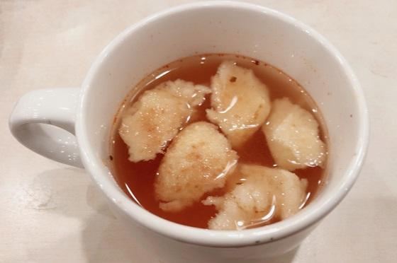 ステーキガスト スープとフォカッチャ