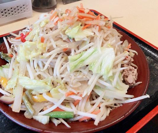 相模原市 禅 野菜炒め