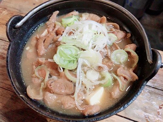 新宿歌舞伎町 番番 煮込み豆腐