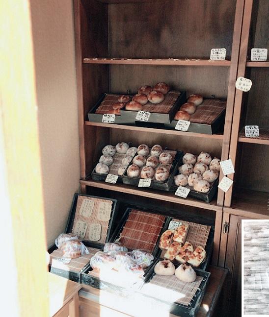 雑穀パンの店ひね 店内
