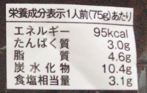 カルディ スンドゥブチゲの素 カロリー