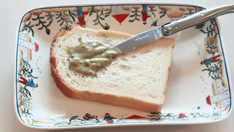 メゾンブレモンド1830 シシリアンピスタチオ スプレッド パン