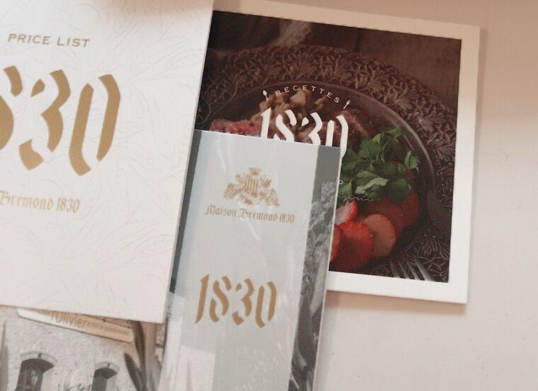 メゾンブレモンド1830 カタログ