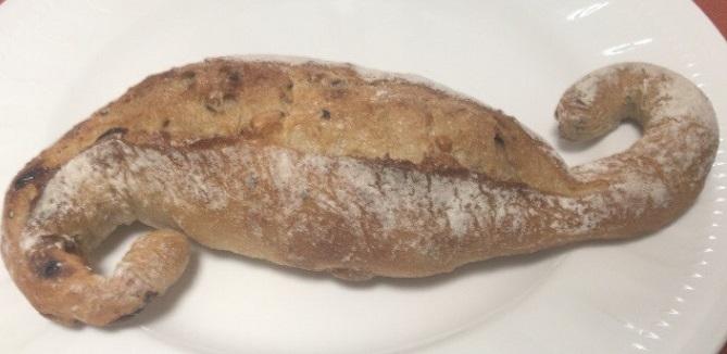 ブールブーランジェリー 薬膳パン「順子さん」