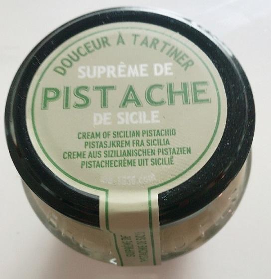 メゾンブレモンド1830のシシリアンピスタチオ スプレッド