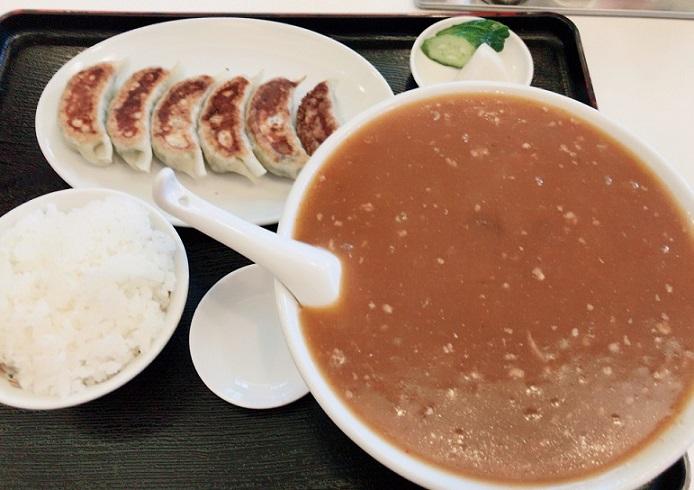 小松亭 肉味噌ラーメン