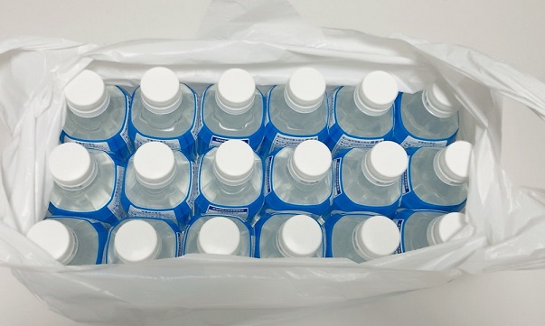 マルエツ レジ袋とペットボトル