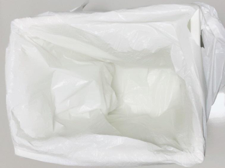 ココカラファイン レジ袋とゴミ箱