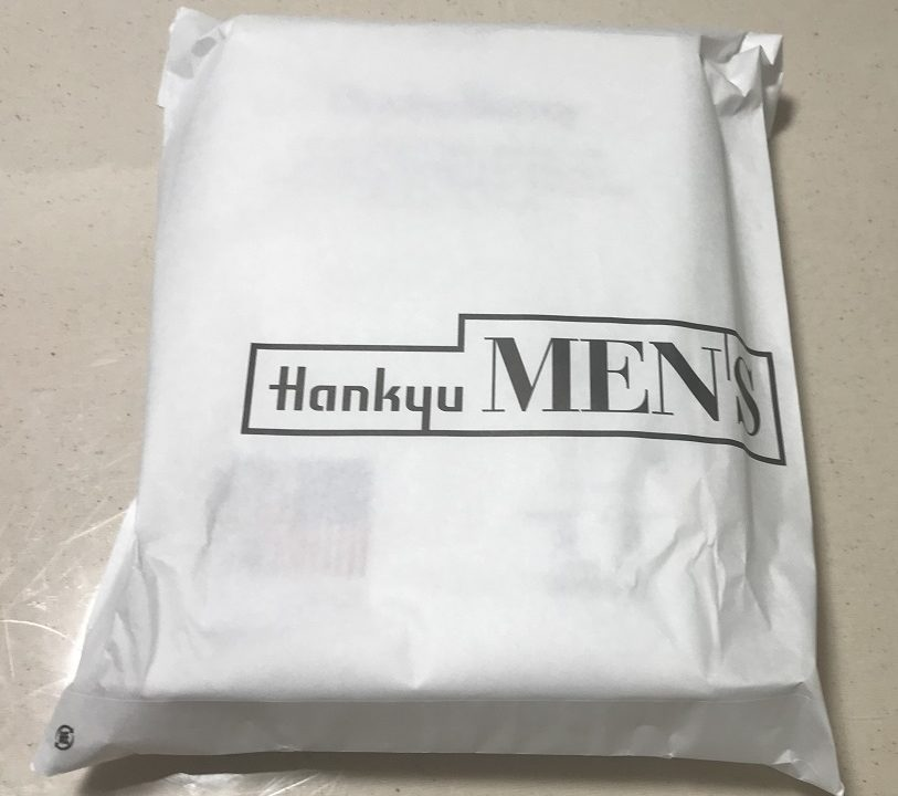 阪急メンズ東京 買物品