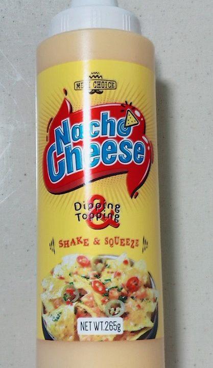 ナチョチーズ
