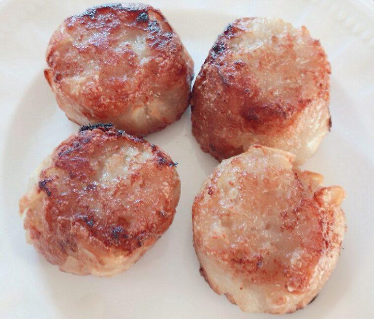 国産豚の四川焼売(シセンシュウマイ)のアレンジレシピ
