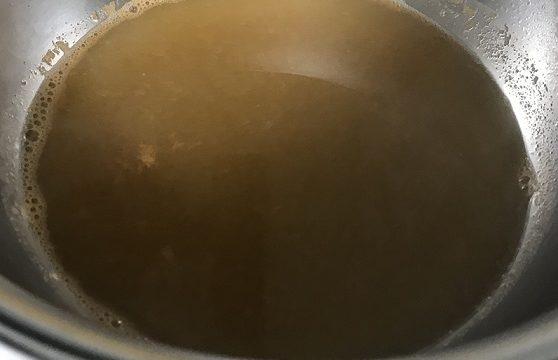 あおり炒めの焼豚炒飯 エビの殻の出汁を使ったアレンジレシピ2