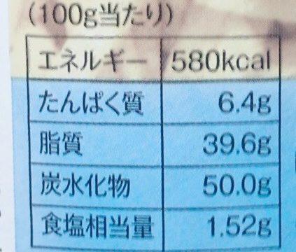 サラトガスプリング ポテトスティック ライトソルト カロリー