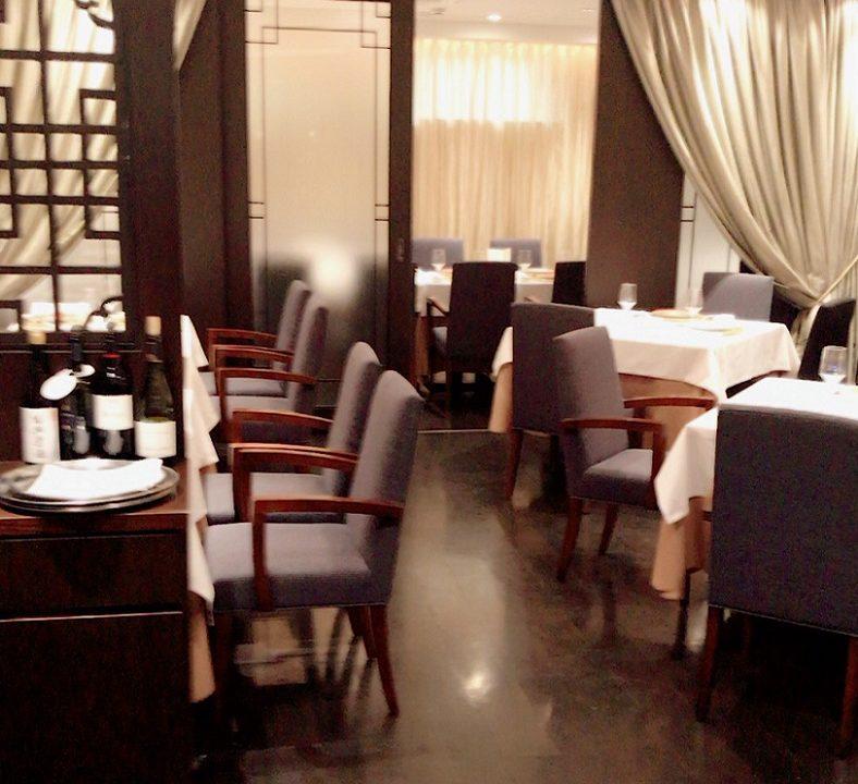 重慶飯店 麻布賓館の雰囲気