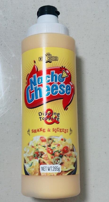 カルディにて売っている、メキシチョイス ナチョチーズを追加