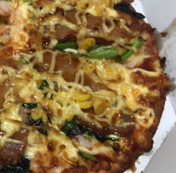 炭火焼チキテリ パンピザ