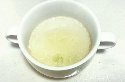 ケンタッキーフライドチキン 骨スープ
