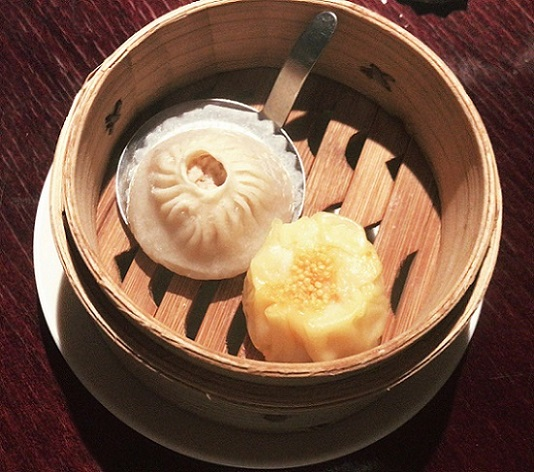 過門香 上海小籠包と海鮮シューマイ