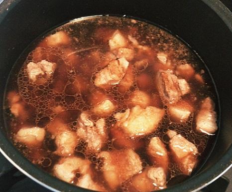 カルディ dfe ルーロー飯の素 魯肉飯の作り方