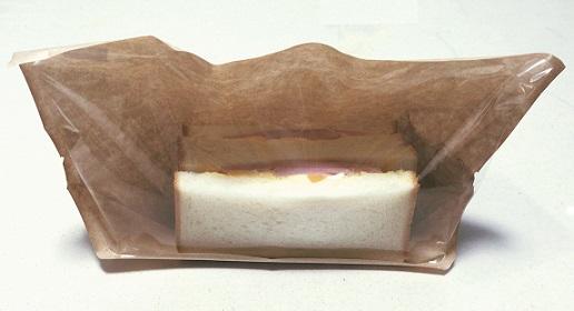 ロクアーチェ サンドイッチの包装