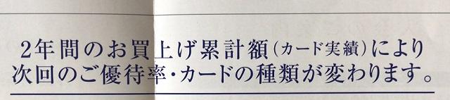 東武ロイヤルカード 優待率の案内