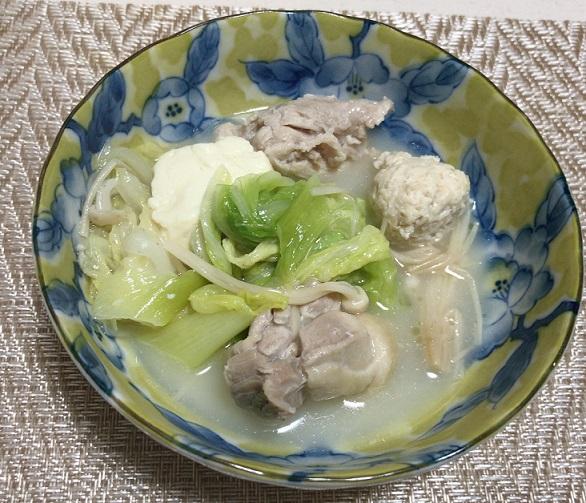 カルディ 鶏白湯鍋