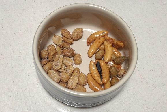 カルディ 柿の種とハニーローストピーナッツ