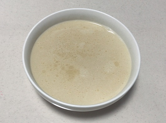 コムタンスープの素 液体スープ