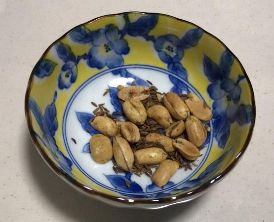 カルディのクミンピーナッツ
