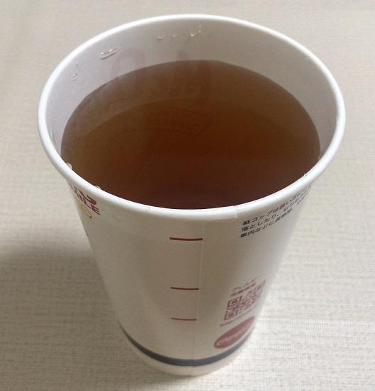 マクドナルトの爽健美茶